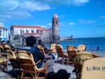 A seat with a view, Collioure