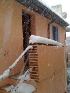 My snow-home